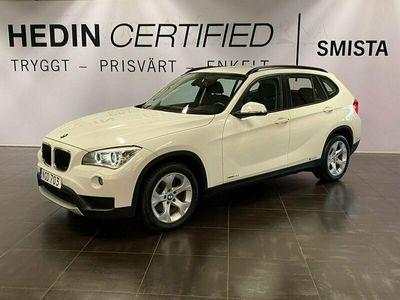begagnad BMW X1 XDRIVE 18D AUT PDC OBS 6275 MIL