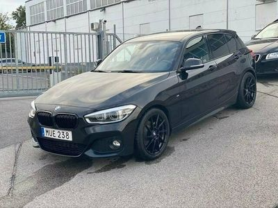 begagnad BMW 120 D
