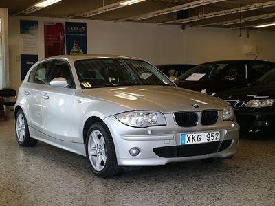 begagnad BMW 120 i Advantage 150HK/6-Växlar