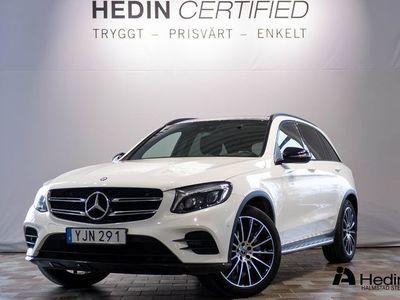 begagnad Mercedes GLC250 d 4MATIC // AMG & LUFTFJÄDRING //