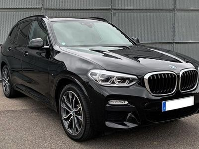 begagnad BMW X3 20d xDrive M Sport Se Spec 2019, SUV 448 000 kr