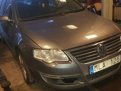 begagnad VW Passat 2.0tfsi