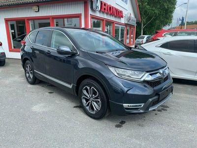 begagnad Honda CR-V Hybrid E-CVT Euro 6 215hk