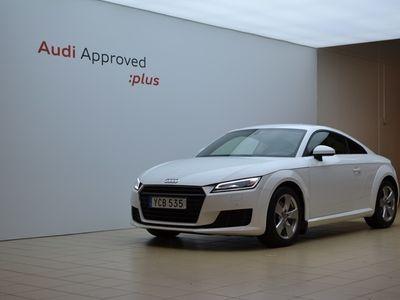gebraucht Audi TT Coupé 1.8 TFSI 180 hk EU6