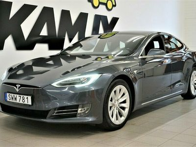 begagnad Tesla Model S 75D Pano Skinn Navi S&V-Hjul 333hk