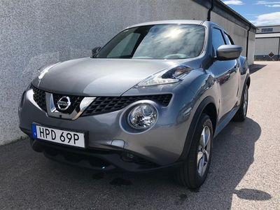 begagnad Nissan Juke 1.6 N-Connecta 110hk Navi