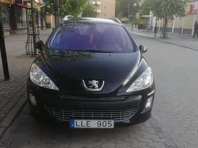 used Peugeot 308 SW 1.6 HDi 7-Sits / Drag / Panorama -09