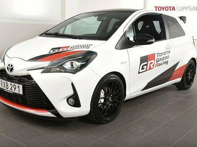 begagnad Toyota Yaris GRMN 1.8 212hk Limited Edition NR72