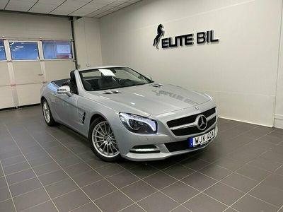 begagnad Mercedes SL350 7G-Tronic 306hk Bör Ses