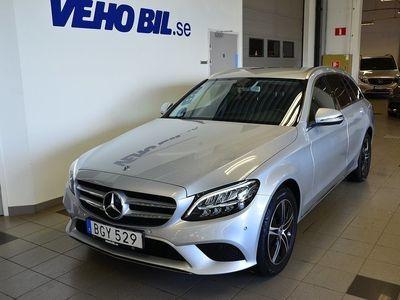 used Mercedes C220 d Avantgarde, Backkamera, Navigation, Dragkrok