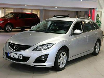 begagnad Mazda 6 F L Kombi 2.0 Ad
