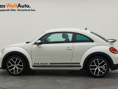 begagnad VW Beetle DUNE TSI 150 DSG Komfortpaket Sportkupé