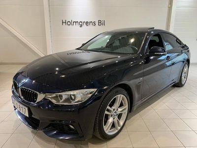 begagnad BMW 420 d xDrive M-Sport Taklucka Navi