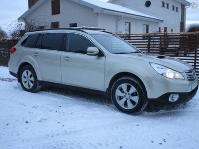 gebraucht Subaru Outback 2,0d 4WD 150 Hk -12