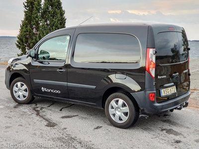 begagnad Renault Kangoo 1,5 dCi (110hk) Webasto SoV-hjul krok