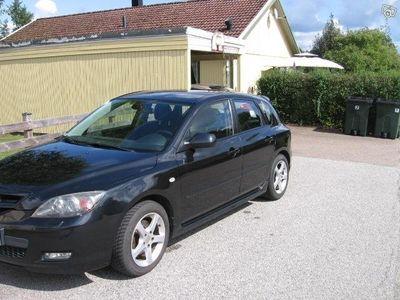 begagnad Mazda 3 2.0 150HK/110KW -08