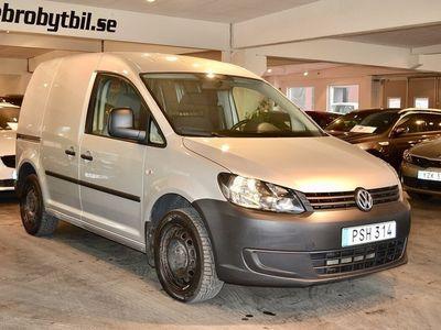 brugt VW Caddy 1.6 TDI Drag 3228 mil D-värmare