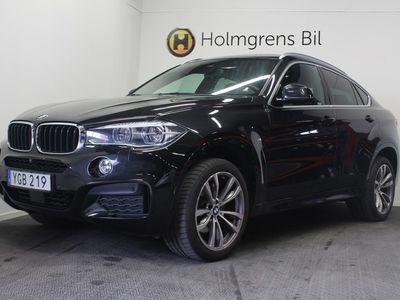 begagnad BMW X6 xDrive 30d (258hk) M-Sport