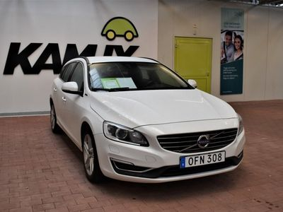 begagnad Volvo V60 D5 Plug-in Hybrid AWD Geartronic, 231hk