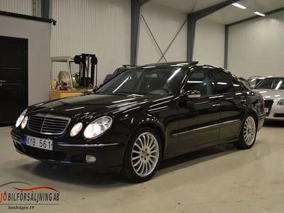 brugt Mercedes 240 E-KLASS5G-Tronic 177hk Avantgarde Fullutrustad