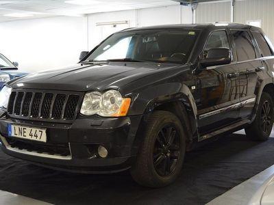 begagnad Jeep Grand Cherokee 3.0 CRD 4WD Auto 218hk Ta -10