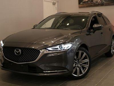 begagnad Mazda 6 6 Wagon 2.5 194 hkaut Optimum Signature