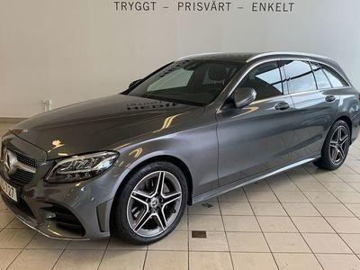 begagnad Mercedes 220 C-Klassd AMG, Värmare, Drag, Navi