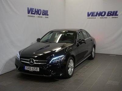 begagnad Mercedes C220 d Avantgarde, Navigation, -19