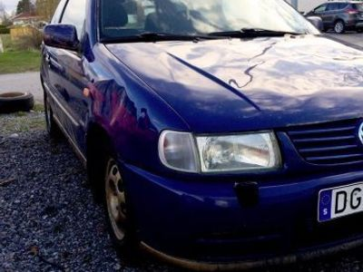 brugt VW Polo 1.4 -97