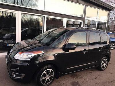 begagnad Citroën C3 Picasso 1.6HDI*Pdc*LågaMil*Svensksåld