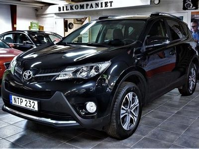 begagnad Toyota RAV4 XA3(A)