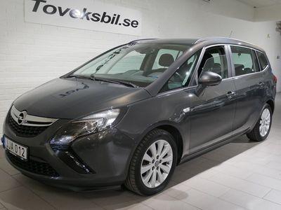 begagnad Opel Zafira Tourer