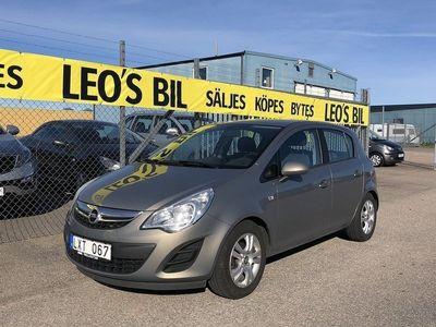 brugt Opel Corsa 5-dörrar 1.2 ecoFLEX 85hk -12