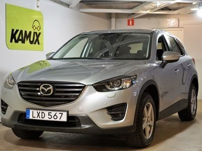gebraucht Mazda CX-5 2.0 Skyactiv-G Awd 160hk