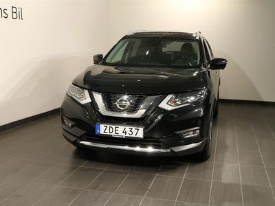 begagnad Nissan X-Trail dCi 130 Tekna Xtronic 5 seats Moonroof