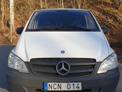 begagnad Mercedes Vito 113 CDI Auto 136HK