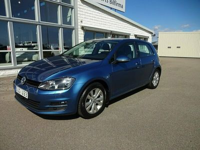 begagnad VW Golf 5-dörrar 1.4 TSI Multifuel Style 122hk
