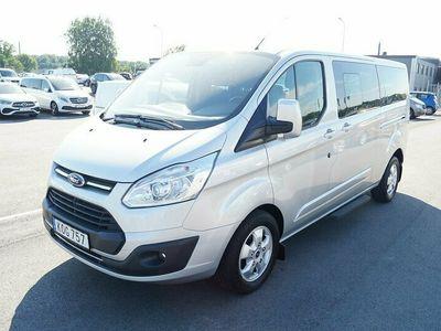 begagnad Ford Tourneo Tourneo LIMITED2.0L 130hk Buss