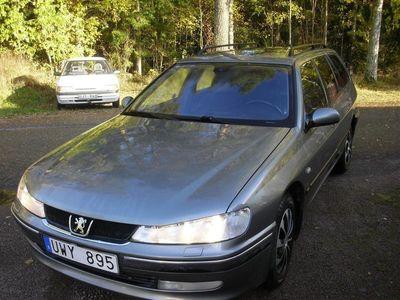 begagnad Peugeot 406 2,2 KOMBI