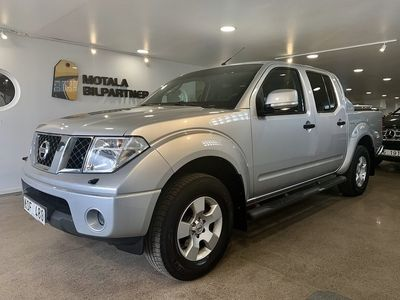 begagnad Nissan Navara 2.5 dCi 4WD Double Cab / Automat / Drag / Mountain Top /