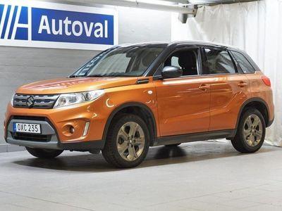 begagnad Suzuki Vitara 1.6 VVT i-AWD GL Plus Euro 6 120hk