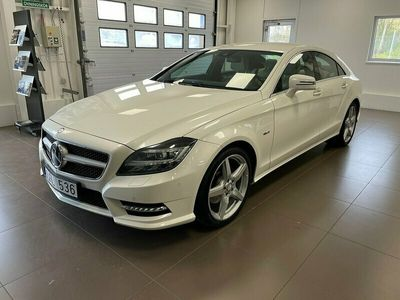 begagnad Mercedes CLS350 BlueEFFICIENCY 7G-Tronic Plus AMG Sport 306hk
