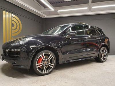 begagnad Porsche Cayenne S Diesel TipTronic Pano Navi Skinn 382hk