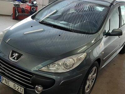 begagnad Peugeot 307 2.0 hdi