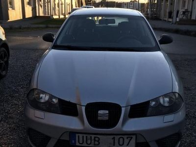 begagnad Seat Ibiza 1.4