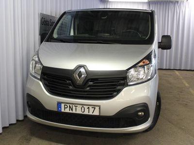 begagnad Renault Trafic Skåp Nordic Line L1H1 120hk