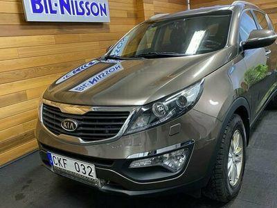begagnad Kia Sportage CRDI 2WD 2011, SUV Pris 84 900 kr