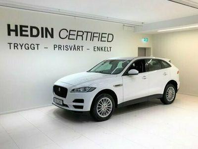 begagnad Jaguar F-Pace 20d 2018, SUV 279 900 kr