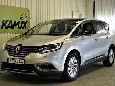 begagnad Renault Espace 1.6 dCi Aut Zen 7-sits Panorama (160hk)