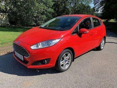 brugt Ford Fiesta 5-dörrar 1.0 EcoBoost Euro 6 100hk